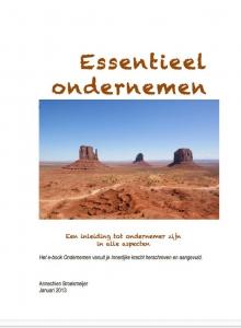 E-book Essentieel Ondernemen